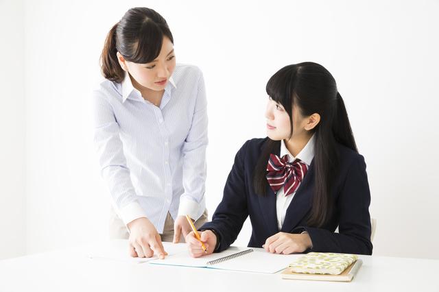 私立高校の教師